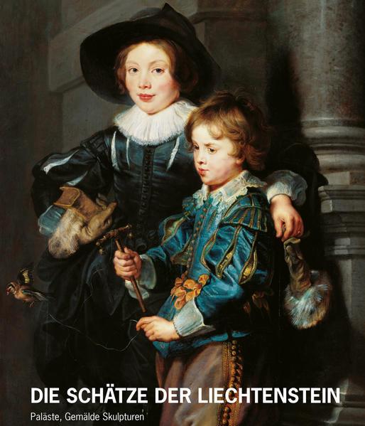 Die Schätze des Hauses Liechtenstein - Coverbild