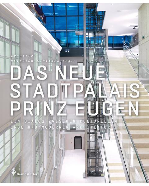 Das neue Stadtpalais Prinz Eugen - Coverbild