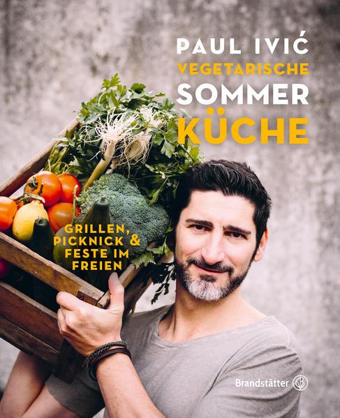 Vegetarische Sommerküche - Coverbild
