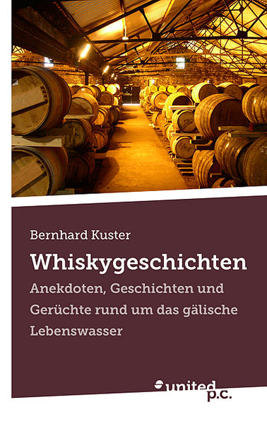 Whiskygeschichten - Coverbild