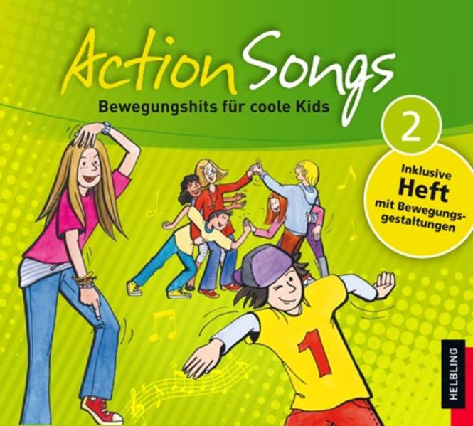 Kostenloses Epub-Buch Action Songs. Audio-CD 2