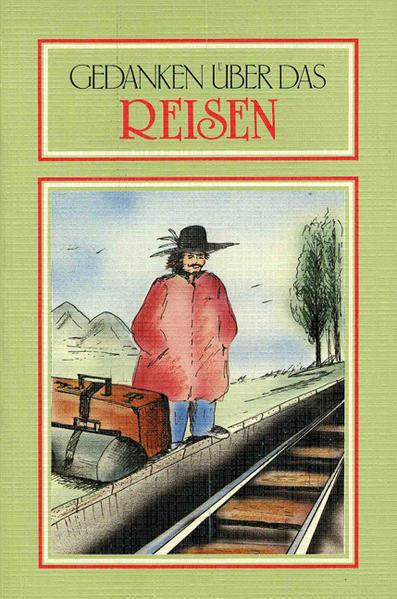 Gedanken über das Reisen - Coverbild