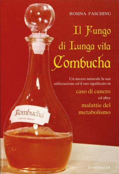 Il fungo di lunga vita Combucha - Coverbild