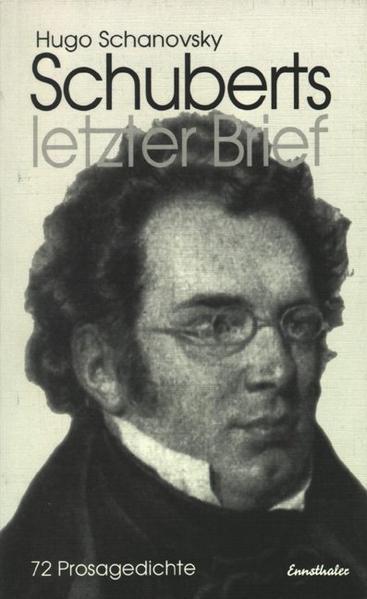 Schuberts letzter Brief - Coverbild