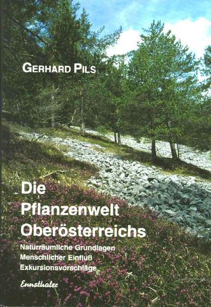 Die Pflanzenwelt OÖ - Coverbild