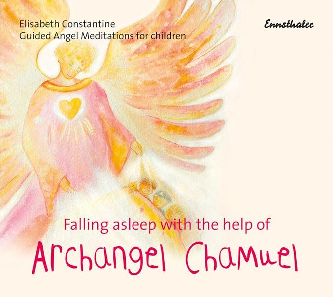 Falling asleep with the help of Archangel Chamuel - Coverbild