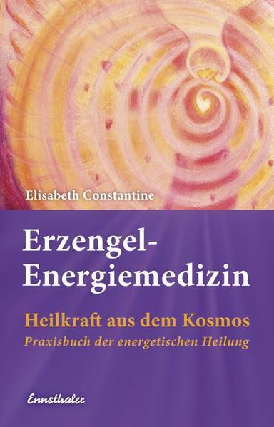 Erzengel-Energiemedizin - Coverbild