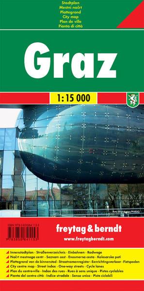 Graz - Coverbild