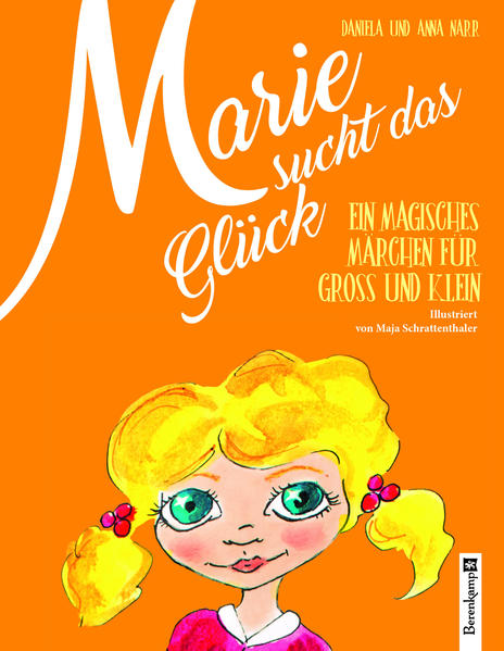 Marie sucht das Glück - Coverbild