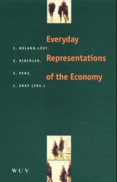 Everyday Representations of the Economy - Coverbild
