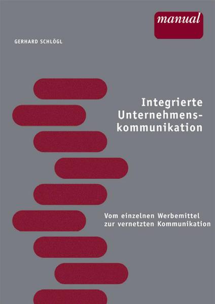 Integrierte Unternehmenskommunikation - Coverbild