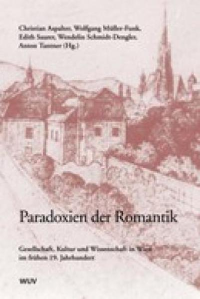 Paradoxien der Romantik - Coverbild