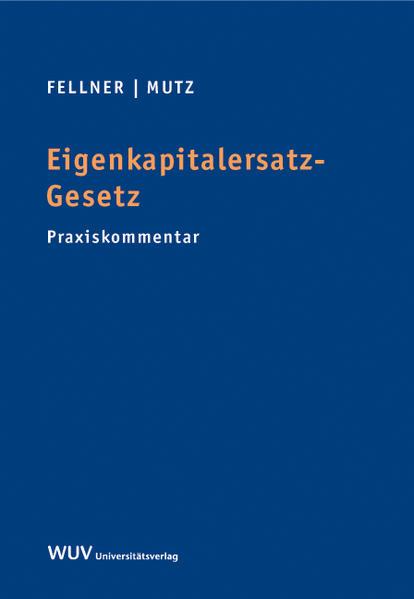 Eigenkapitalersatz-Gesetz - Coverbild
