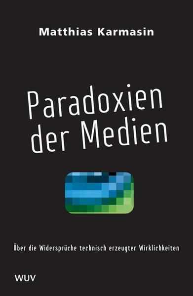 Paradoxien der Medien - Coverbild