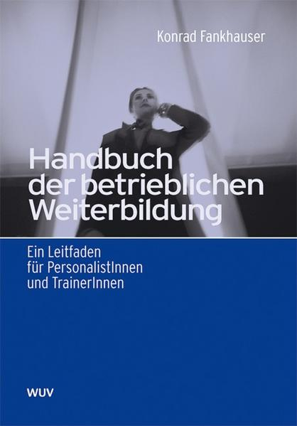 Handbuch der betrieblichen Weiterbildung - Coverbild