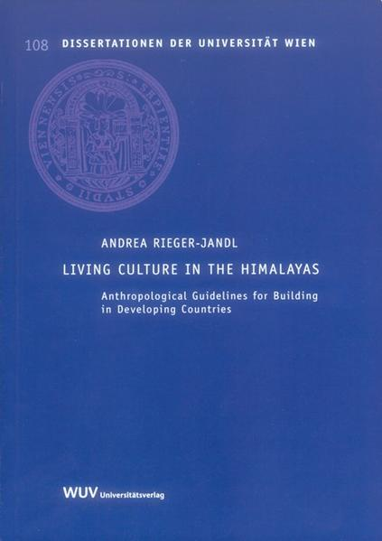 Living Culture in the Himalayas - Coverbild