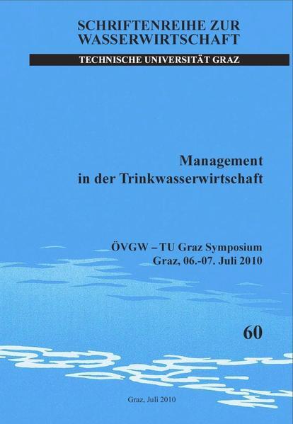 Management in der Trinkwasserwirtschaft Epub Kostenloser Download
