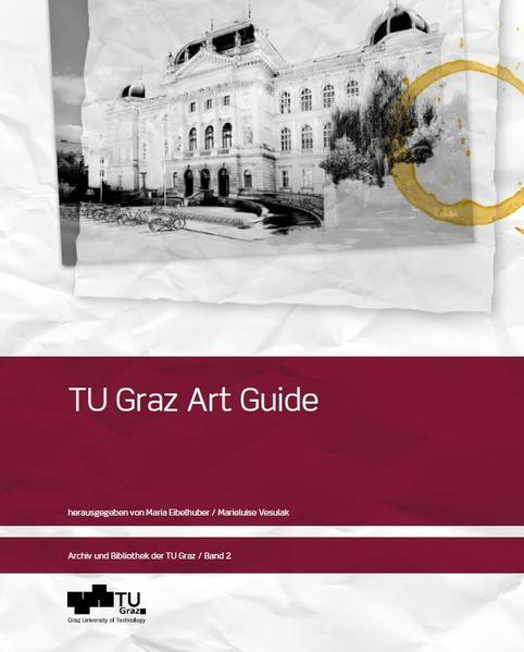 TU Graz Art Guide - Coverbild
