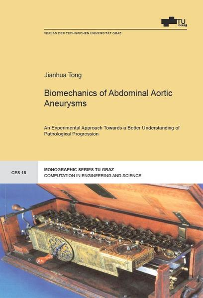 Biomechanics of Abdominal Aortic Aneurysms - Coverbild