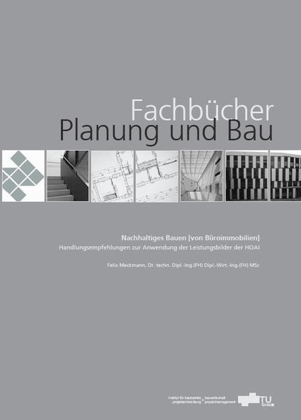 Nachhaltiges Bauen [von Büroimmobilien] - Coverbild