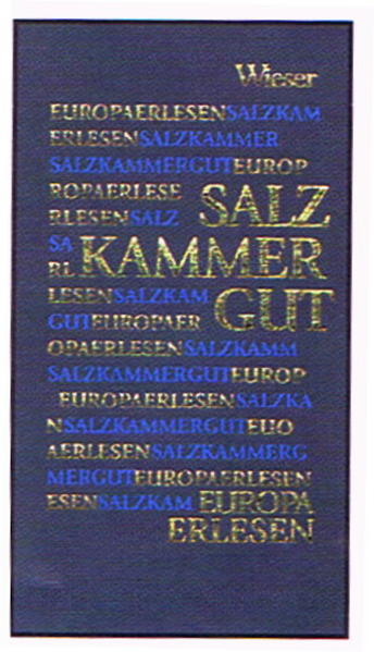 Europa Erlesen Salzkammergut - Coverbild