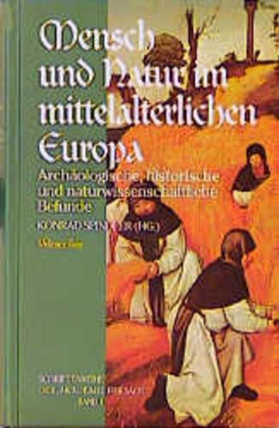 Mensch und Natur im mittelalterlichen Europa - Coverbild