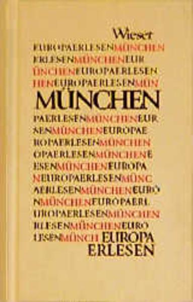 Europa Erlesen München - Coverbild