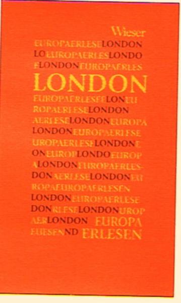 Europa Erlesen London - Coverbild