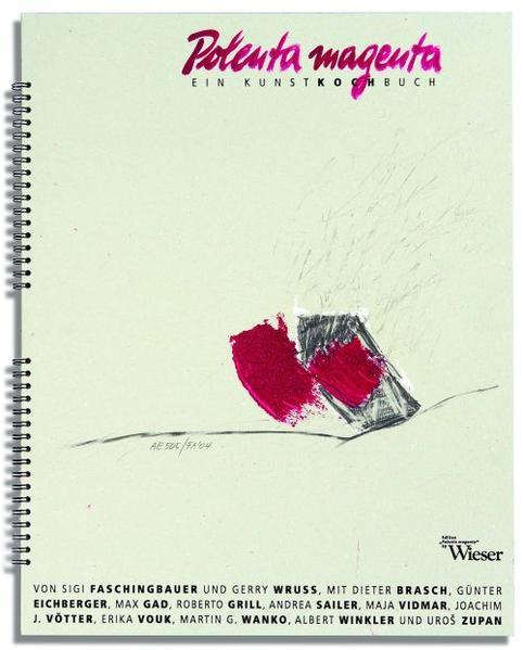 Polenta magenta - Coverbild