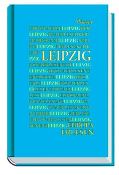 Europa Erlesen Leipzig - Coverbild