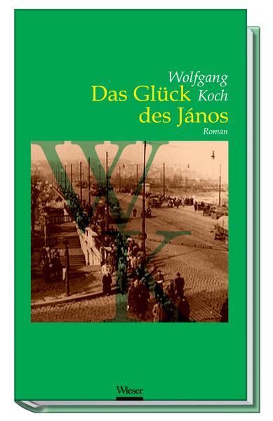 Das Glück des János - Coverbild