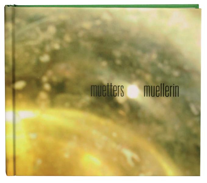 Muetters Muellerin - Coverbild