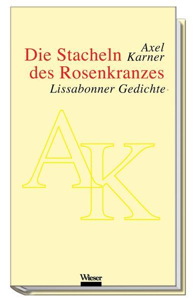 Die Stacheln des Rosenkranzes - Coverbild
