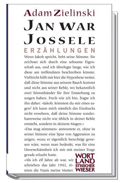 Jan war Jossele - Coverbild