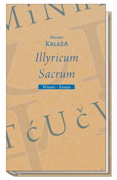 Illyricum Sacrum - Coverbild