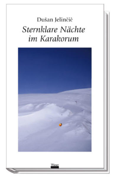 Sternklare Nächte im Karakorum - Coverbild