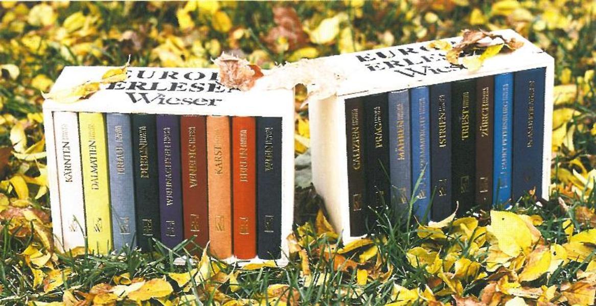 Holzbox Europa erlesen Literaturschauplatz - Coverbild
