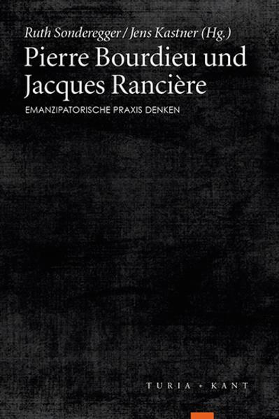 Pierre Bourdieu und Jacques Rancière - Coverbild