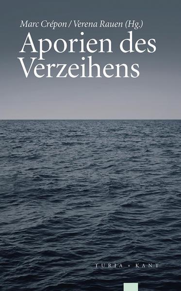 Aporien des Verzeihens - Coverbild