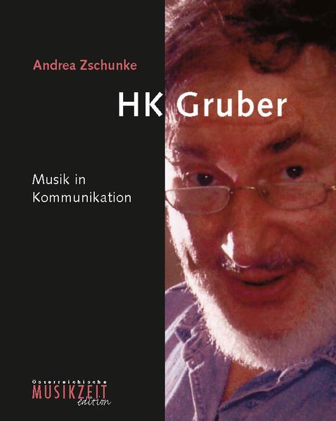 HK Gruber - Coverbild
