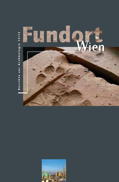 Fundort Wien 15/2012 - Coverbild