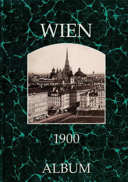 Wien 1900 - Coverbild