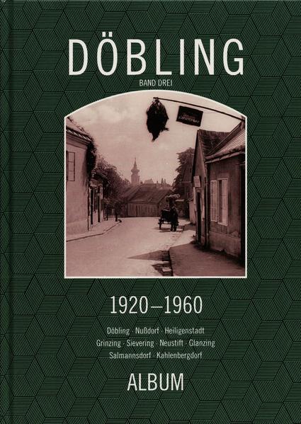 Döbling 1920-1960 - Coverbild