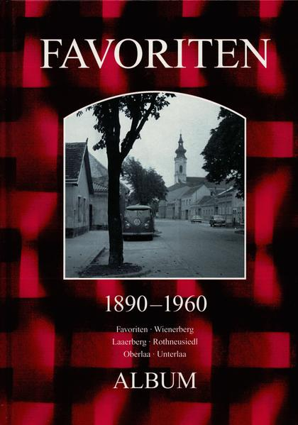 Favoriten 1890-1960 - Coverbild