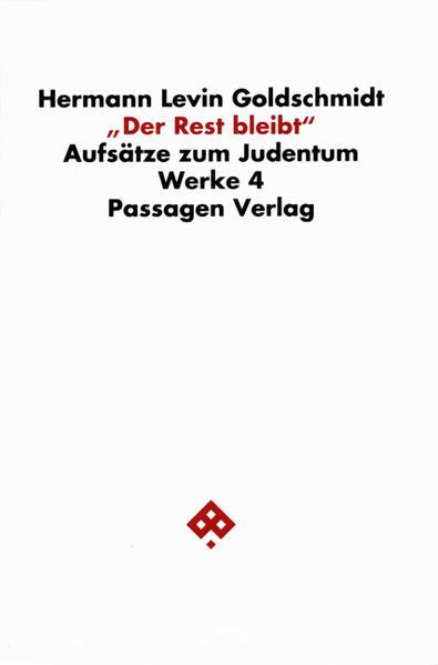 Werkausgabe in neun Bänden / Der Rest bleibt - Coverbild