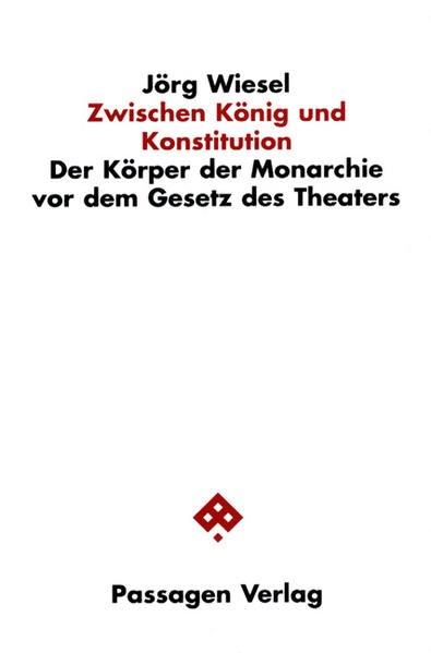 Zwischen König und Konstitution - Coverbild