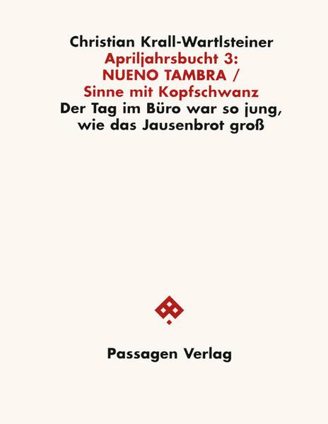 Apriljahrsbucht 3: NUENO TAMBRA / Sinne mit Kopfschwanz - Coverbild