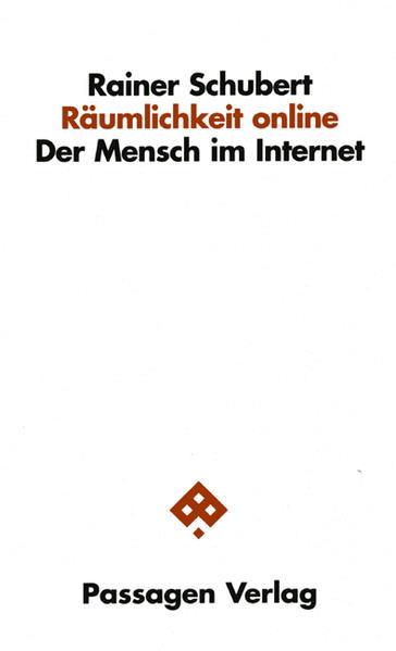 Räumlichkeit online - Coverbild