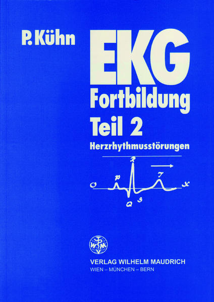EKG Fortbildung Teil 2 - Coverbild