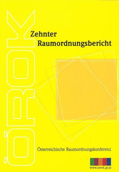 Zehnter Raumordnungsbericht - Coverbild